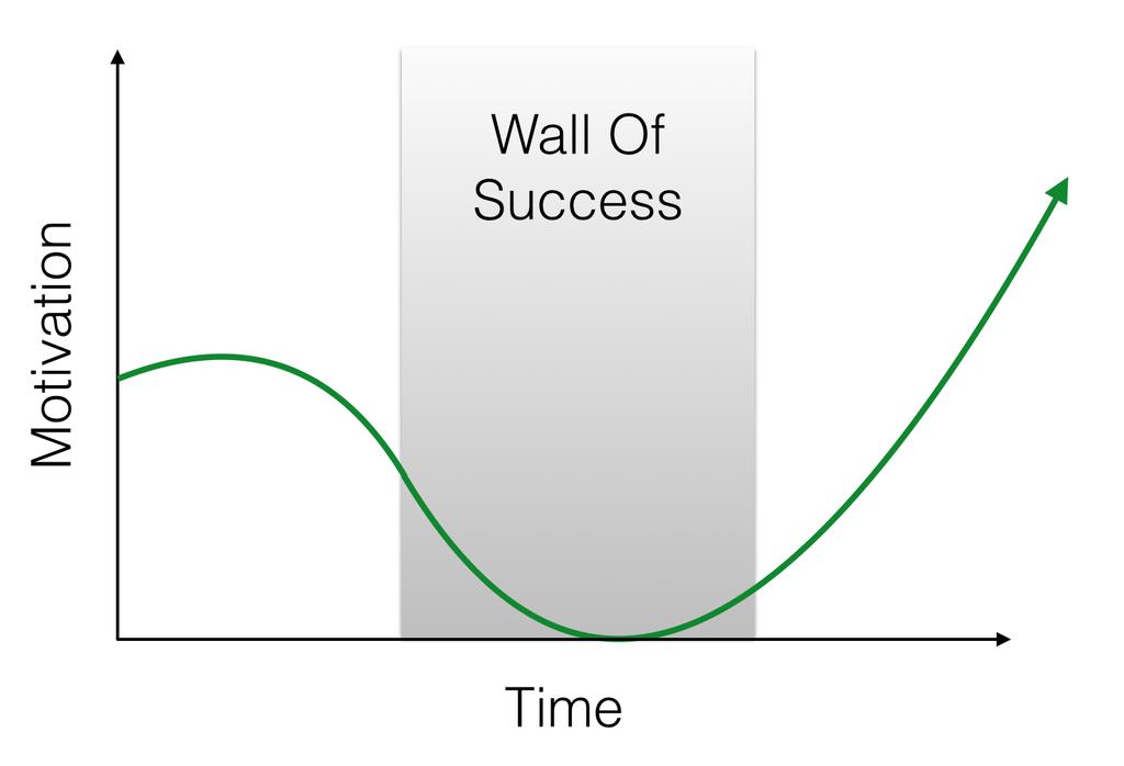 wall of success